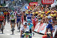 Philippe Gilbert (BEL - QuickStep - Floors) during the Tour de France 2018, Stage 1, Noirmoutier -en-l'île - Fontenay-le-Comte (201km) on July 7th, 2018 - Photo Kei Tsuji / BettiniPhoto / ProSportsImages / DPPI