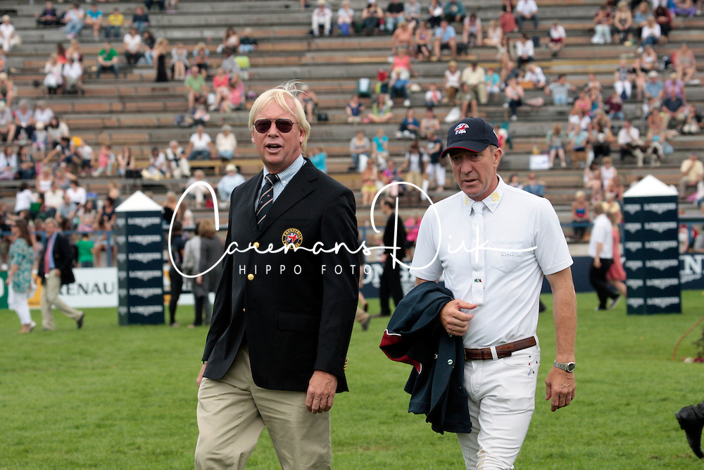 Whitaker John (GBR)<br /> The Longines Royal International Horse Show<br /> Hickstead 2011<br /> © Hippo Foto - Beatrice Scudo