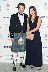 Tim Baillie, British Olympic Ball, Dorchester (Opal Room), London UK, 30 October 2013, Photo by Raimondas Kazenas © Licensed to London News Pictures. Photo credit : Raimondas Kazenas/Piqtured/LNP