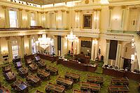 California State Capitol House Chamber, Sacramento, California