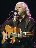 Arlo Guthrie performs at Bethel Woods Center for the Arts on Aug. 17, 2007.