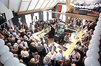 DRIKSHORN - GC Dirkshorn interieur clubhuis. Copyright KOEN SUYK