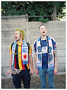 The Game   A portrait from Dulwich Hamlet F.C. at Champion Hill in South London.