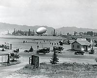 1921 Mercury Aviation at DeMille Field #2 Wilshire Blvd. & Fairfax Ave.