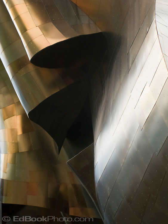 Experience Music Project and Science Fiction Museum, Seattle Center, Seattle, Washington, USA