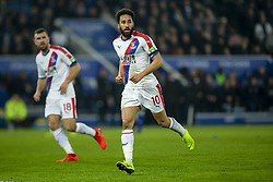 February 23, 2019 - Leicester, England, United Kingdom - Andros Townsend of Crystal Palace during the Premier League match between Leicester City and Crystal Palace at the King Power Stadium, Leicester on Saturday 23rd February 2019. (Credit Image: © Mi News/NurPhoto via ZUMA Press)