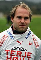 Fotball<br /> La Manga - Spania<br /> 27.02.2005<br /> Portretter Fredrikstad<br /> Foto: Morten Olsen, Digitalsport<br /> <br /> Roger Risholt