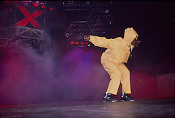 Public Enemy, concert at MSG, New York, 03/01/1992