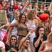 NLD/Amsterdam/20190803 - Gaypride 2019, Caroline Borgers