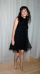 Actress ANNA FRIEL at an Evening at Sanderson in Aid of CLIC Sargent held at The Sanderson Hotel, 50 Berners Street, London W1 on 15th May 2007.<br /><br />NON EXCLUSIVE - WORLD RIGHTS
