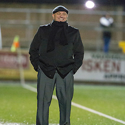 Forfar Athletic v Arbroath, Scottish Football League Division Two 10/12/2016