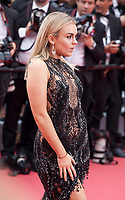 Tallia Storm at the Yomeddine gala screening at the 71st Cannes Film Festival, Wednesday 9th May 2018, Cannes, France. Photo credit: Doreen Kennedy