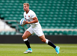 Harry Mallinder of England takes part in training at Twickenham ahead of the upcoming tour of Argentina - Mandatory by-line: Robbie Stephenson/JMP - 02/06/2017 - RUGBY - Twickenham - London, England - England Rugby Training