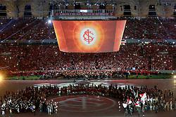 Festa Gigante - Reinauguração do Beira-Rio, neste sábado 05 de abril de 2014. O estádio Beira Rio receberá os jogos da Copa do Mundo de Futebol 2014. FOTO: Jefferson Bernardes/ Agência Preview
