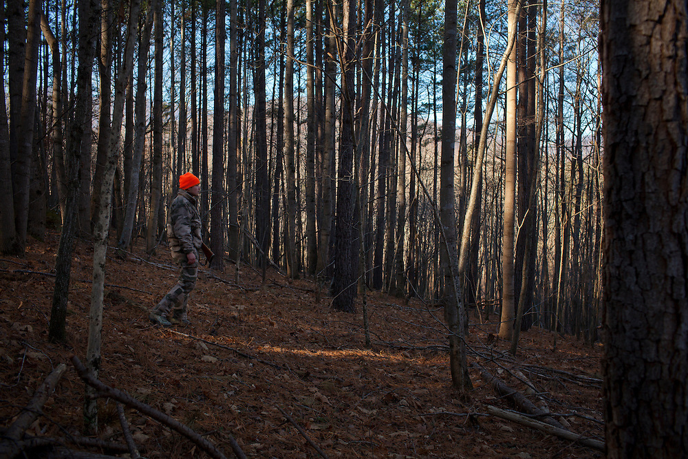 The Hunt - A new project on hunting and our connection to the food we eat.
