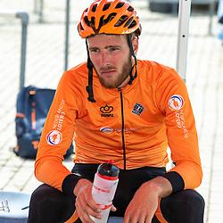 23-07-2020: Wielrennen: baantraining: Assen<br /> Jan Willem van Schip