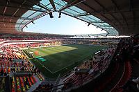 FOOTBALL - FRENCH CHAMPIONSHIP 2010/2011 - L2 - LEMANS FC v AC AJACCIO - 29/01/2011 - PHOTO ERIC BRETAGNON / DPPI - MMARENA