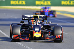 March 16, 2019 - Melbourne, Australia - Motorsports: FIA Formula One World Championship 2019, Grand Prix of Australia, ..#33 Max Verstappen (NLD, Aston Martin Red Bull Racing) (Credit Image: © Hoch Zwei via ZUMA Wire)