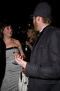 NATALIE CASSIDY AND AND JAMES MIDGLEY, INTO THE HOODS - a hip hop dance musical -opening  at the Novello Theatre on The Aldwych. After- party at TAMARAI at 167 Drury Lane, London. 27 March 2008.   *** Local Caption *** -DO NOT ARCHIVE-© Copyright Photograph by Dafydd Jones. 248 Clapham Rd. London SW9 0PZ. Tel 0207 820 0771. www.dafjones.com.