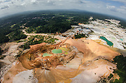 Gold Mining<br /> Mahdia<br /> GUYANA<br /> South America