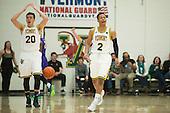 Albnay vs. Vermont Men's Basketball 01/09/16