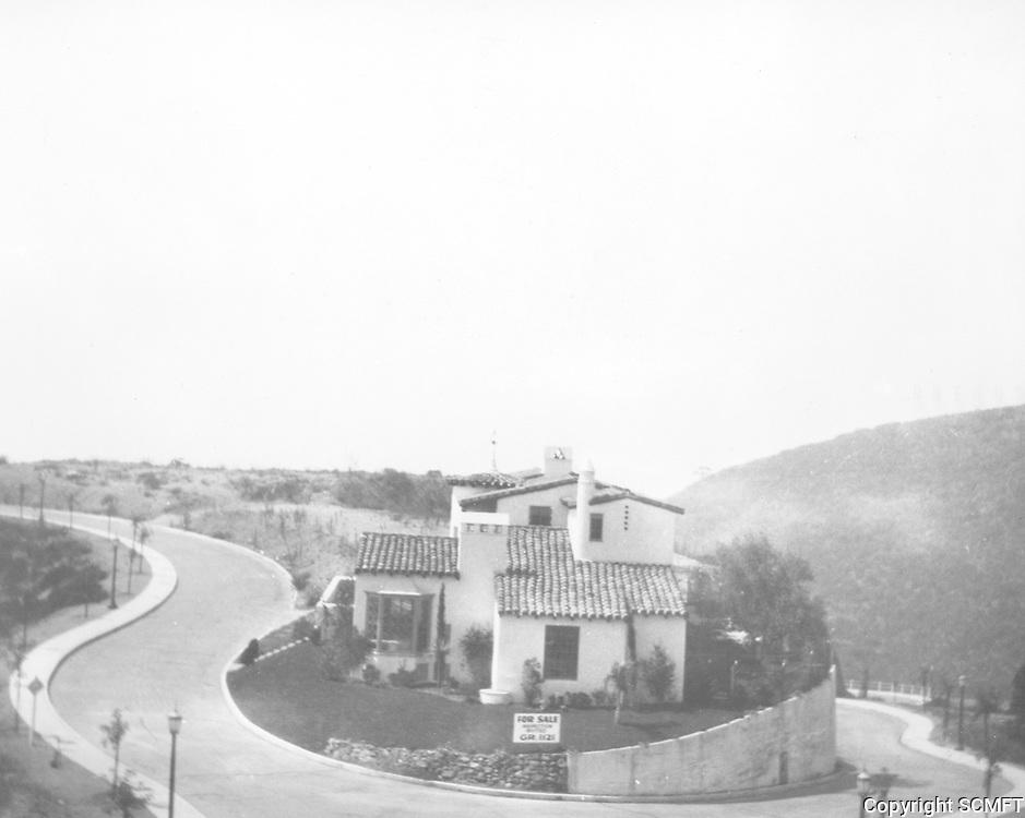 Circa 1930 2263 Maravilla Dr. in the Outpost Estates
