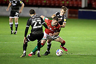 Walsall's Caolan Lavery during the EFL Sky Bet League 2 match between Walsall and Crawley Town at the Banks's Stadium, Walsall, England on 3 November 2020.