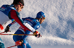 27.01.2018, Nordic Arena, Seefeld, AUT, FIS Weltcup Langlauf, Seefeld, Langlauf, Herren, im Bild Federico Pellegrino (ITA) // Federico Pellegrino of Italy // during Mens Cross Country Race of the FIS World Cup at the Nordic Arena in Seefeld, Austria on 2018/01/27. EXPA Pictures © 2018, PhotoCredit: EXPA/ JFK