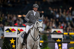 WEISHAUPT Philipp (GER), Solitaer 41<br /> Stuttgart - German Masters 2018<br /> Mercedes German Master CSI5*-W<br /> 16. November 2018<br /> © www.sportfotos-lafrentz.de/Stefan Lafrentz