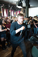 High Hopes live at the Camden Rocks Festival 30rd April 2015 Photo Nathan Lucking