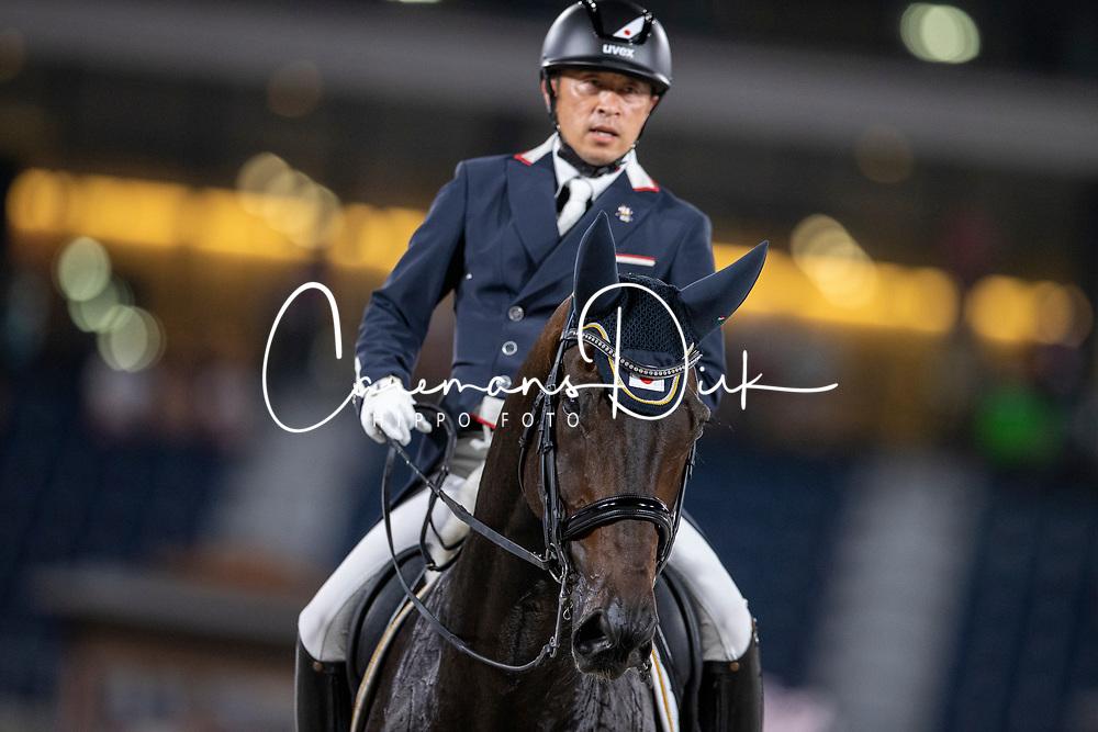 Kitahara Hiroyuki, JPN, Huracan 10, 144<br /> Olympic Games Tokyo 2021<br /> © Hippo Foto - Dirk Caremans<br /> 25/07/2021
