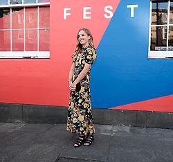 Edinburgh International Film Festival 2019<br /> <br /> CARMILLA (world premiere)<br /> <br /> Pictured: Hannah Rae<br /> <br /> Aimee Todd   Edinburgh Elite media