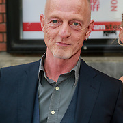 NLD/Amsterdam/20130424- Filmpremiere Boven is het Stil, schrijver Gerbrand Bakker