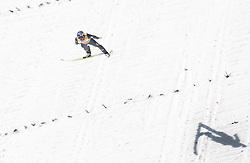 23.03.2013, Planica, Kranjska Gora, SLO, FIS Ski Sprung Weltcup, Skifliegen, Team, Finale, im Bild Gregor Schlierenzauer (AUT) // Gregor Schlierenzauer of Austria during his 2nd jump of the FIS Skijumping Worldcup Team Flying Hill, Planica, Kranjska Gora, Slovenia on 2013/03/23. EXPA Pictures © 2012, PhotoCredit: EXPA/ Juergen Feichter
