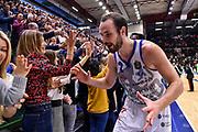 Miro Bilan<br /> Banco di Sardegna Dinamo Sassari - Pompea Fortitudo Bologna<br /> LBA Serie A Postemobile 2018-2019<br /> Sassari, 15/12/2019<br /> Foto L.Canu / Ciamillo-Castoria