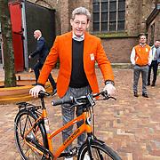 NLD/Den Haag/20180323 - Huldiging Olympische en Paralympische medaillewinnaars, Jillert Anema