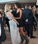 NATHALIE MOREL; SUSAN GOSSAGE, London Bar & Club Awards, Riverbank Park Plaza Hotel, 18 Albert Embankment, London SE1. 26 May 2009