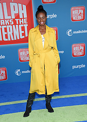 November 5, 2018 - Hollywood, California, U.S. - Adina Porter arrives for the 'Ralph Breaks the Internet' World Premiere at the El Capitan theater. (Credit Image: © Lisa O'Connor/ZUMA Wire)