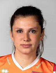 10-05-2018 NED: Team shoot Dutch volleyball team women, Arnhem<br /> Juliet Lohuis #7 of Netherlands