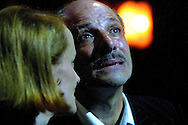 Grid Iron Theatre Company performing 'Variety' by Douglas Maxwell, which runs from 12th-17th August at the King's Theatre as part of the Edinburgh International Festival. Picture shows a scene featuring Edwards Todd (played by Peter Kelly) and Betty Kemble (Anne Marie Timoney).........