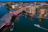 Green Bay Wisconsin Area Stock Photography