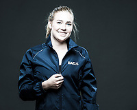 Portraits of Queen's University student-athletes for the OUA on  August 25, {year}. (Michael P. Hall/@mphcentral)