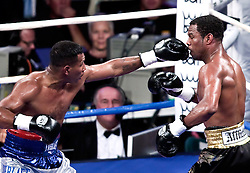 CARSON, California (September, 27 2008) - Mosley vs. Mayorga Presented by Golden Boy Promotions and Don King Productions at the Home Depot Center in Carson, CA (USA) Saturday September 27th 2008. Mandatory Credit PHOTO: © Eduardo E. Silva