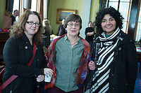 free pic no repro fee     GMC20012017 <br /> Margaret O'Sullivan Music Generation, Cathy Buchanan GM Meitheal Mara and Tehmina Kazi Cork City  Pictured at the Port of Cork, for the launch of Meitheal Mara's ambitious plans for the realisation  of an integrated maritime hub for Cork City. www.meithealmara.ie<br /> Images By Gerard McCarthy 087 8537228 <br /> For more info contact  Joya Kuin  0857770969  joyakuin@gmail.com