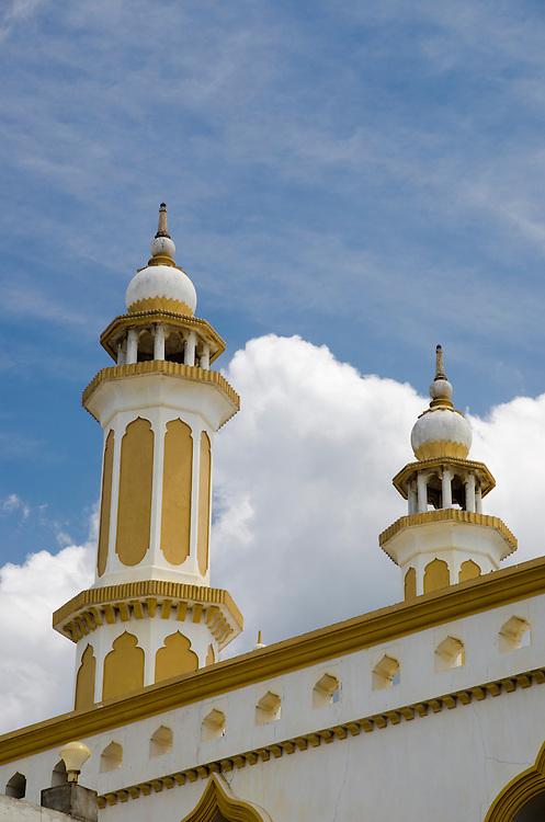 Vizhinjam mosque near Kovalam, Kerala, South India