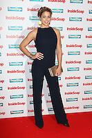 Gemma Atkinson, Inside Soap Awards 2015, DSTRKT, London UK, 05 October 2015, Photo by Richard Goldschmidt
