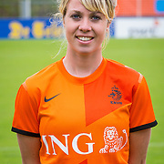 NLD/Velsen/20130701 - Selectie Nederlands Dames voetbal Elftal, Marlous Pieëte