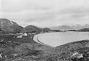 9707-K244. view of Unalaska, June 22-24, 1917 Alaska