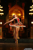Dance As Art: The New York City Photography Project St Paul The Apostle Church Series with ballerina Erin Dowd