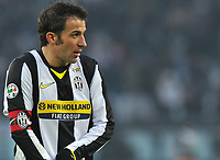 Fotball<br /> Italia<br /> Foto: Inside/Digitalsport<br /> NORWAY ONLY<br /> <br /> Alessandro Del Piero (Juventus)<br /> <br /> 11.01.2009<br /> Juventus v Siena  (1-0)